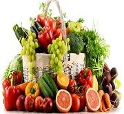 Alimenti freschi vegetali