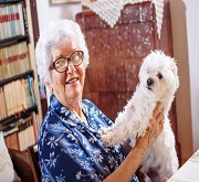 Anziani ed animali familiari