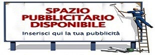 Banner pubblicitario disponibile